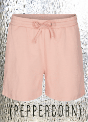 PEPPERCORN Belladonna shorts. Rose Tan