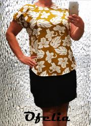 OFELIA Jena 2 bluse. Karry