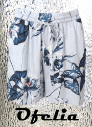 OFELIA Wish shorts. Print 1