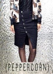 PEPPERCORN Safira nederdel