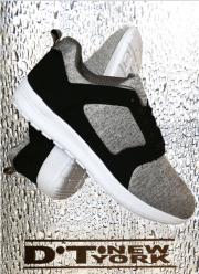 Letvægts sneakers med snørebånd