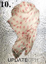 UPDATECPH Viscosetørklæde. Nr. 10