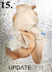 UPDATECPH Viscosetørklæde. Nr. 15