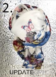 UPDATECPH Viscosetørklæde. Nr. 2