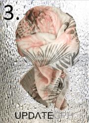 UPDATECPH Viscosetørklæde. Nr. 3