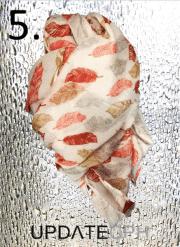 UPDATECPH Viscosetørklæde. Nr. 5