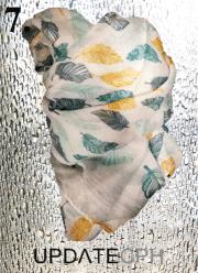 UPDATECPH Viscosetørklæde. Nr. 7